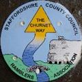 Churnet Way Sign