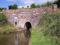 South Portal of Leek Tunnel